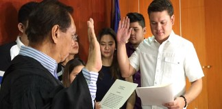 Paolo Duterte Underwent Drug Testing And He Came Out Negative