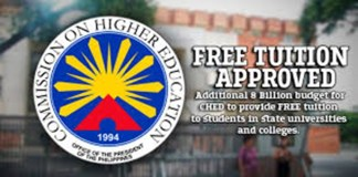 free tuition fee starting 2017