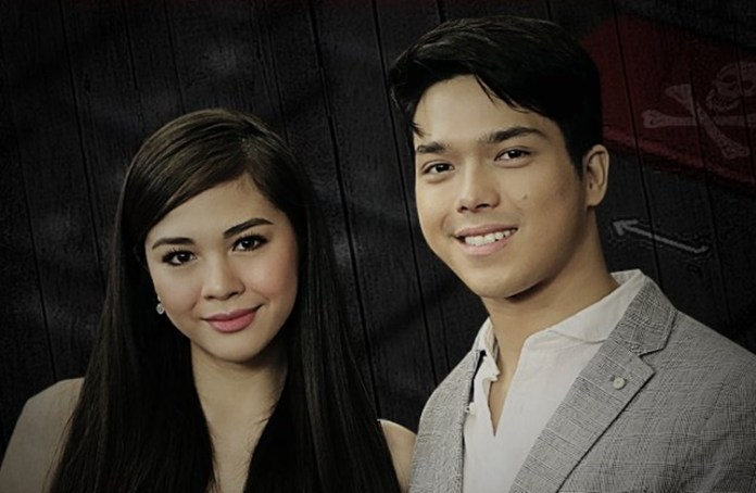 Janella Salvador and Elmo Magalona
