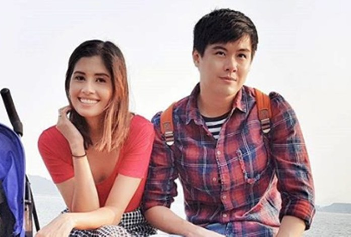 Shamcey Supsup and Lloyd Lee