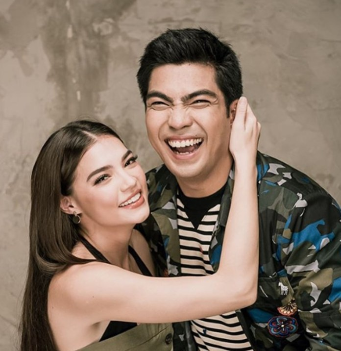 Jolo Revilla and Rhian Ramos