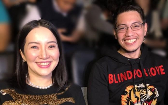 Kris Aquino and Atty Gideon Pena