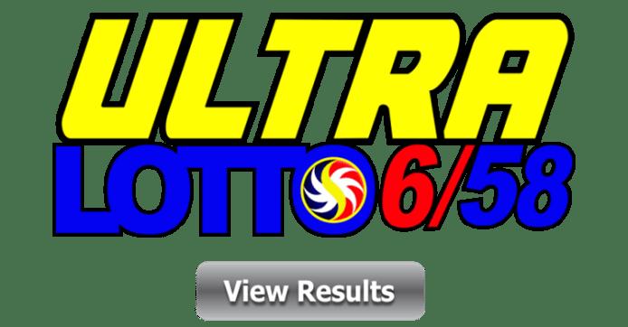 6/58 Ultra Lotto Winner