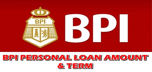 BPI Personal Loan Amount