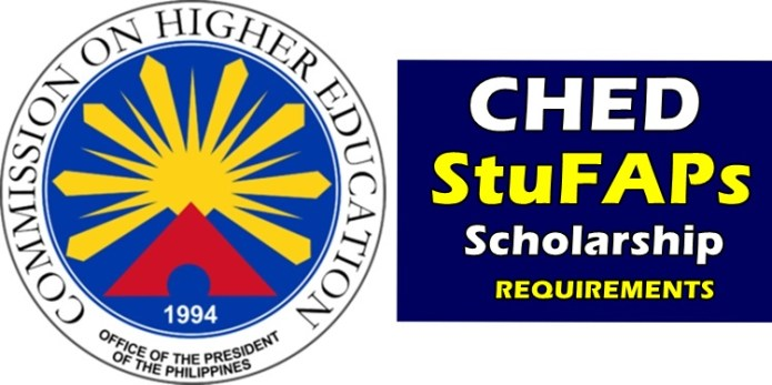 CHED StuFAPs Scholarship