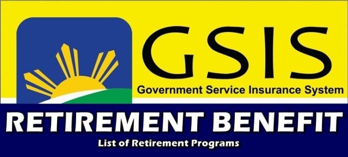 GSIS Retirement Benefit