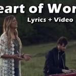 Heart of Worship Lyrics Video