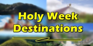 Holy Week Destinations