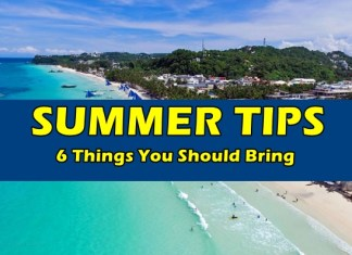 Summer Tips Things To Bring