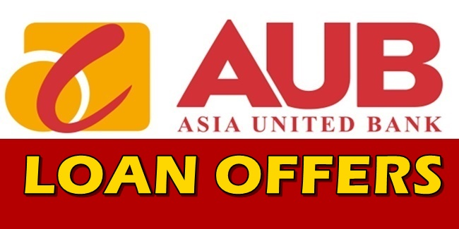 AUB Loan Offers