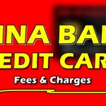 Chinabank Credit Card Fees
