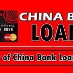 Chinabank Loans