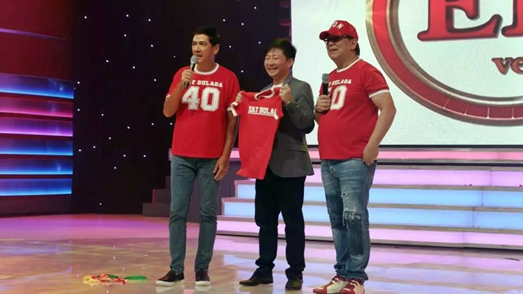 Eat Bulaga 40th Anniversary: Show Will Have Franchise In Myanmar