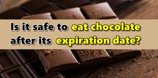Chocolate Expiration Date
