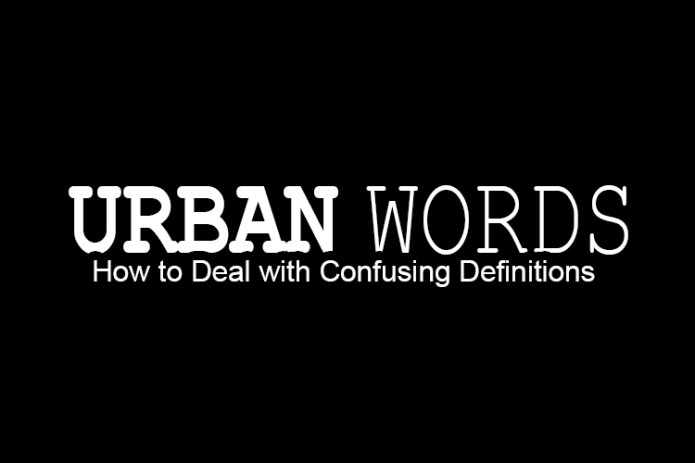 URBAN WORDS