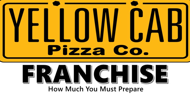 Yellow Cab Pizza Franchise