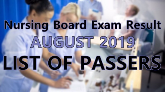 Nursing Board Exam