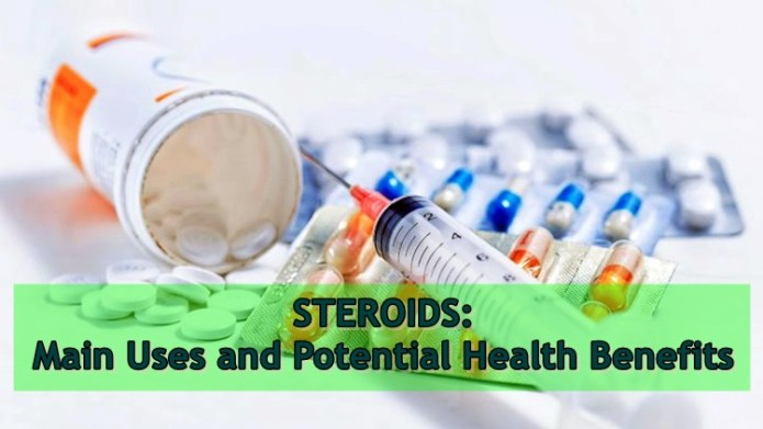 Steroids main uses