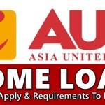 AUB Home Loan