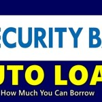 Security Bank Auto Loan