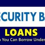 Security Bank Loans
