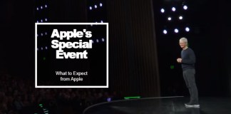 apple's special event