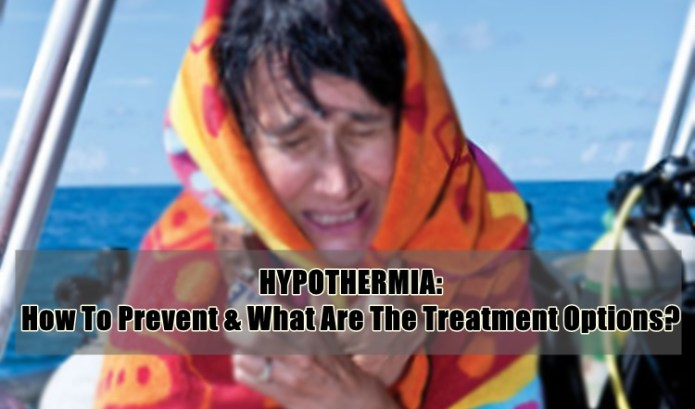 Hypothermia prevention and treatment