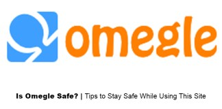 is omegle safe?