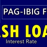 Pag-IBIG Cash Loan Interest Rate