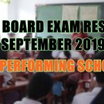 let board exam top schools