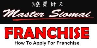 Franchising Master Siomai