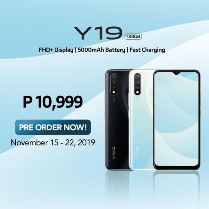 Y19 Pre-order