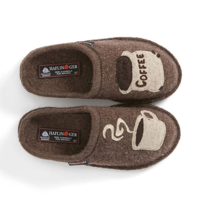 holiday gift ideas coffee slippers