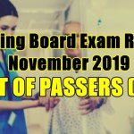 nursing board exam result passers i-q