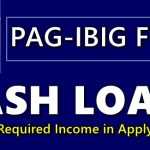 Pag-IBIG Fund Cash Loan