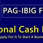 Pag-IBIG Personal Cash Loan