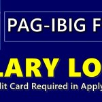 Pag-IBIG Salary Loan Requirements