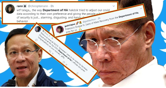 Department Of Ha? – Netizens Petition For DOH Name Change