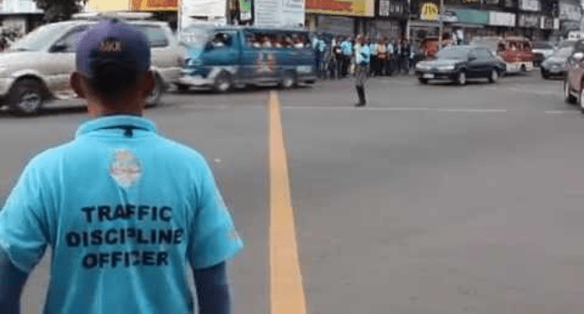 Father Carrying Hollow Blocks In Tricycle Arrested For Not Having Barrier