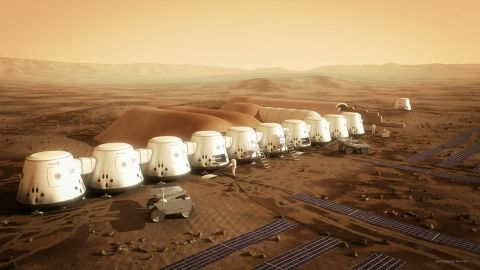 78,000 People Apply for One-Way Trip to Mars | TIME.com