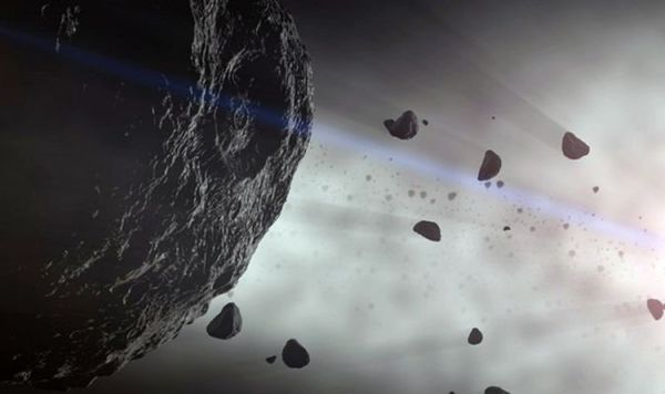 Asteroid warning: The 2019 SU3 asteroid could hit Earth ...