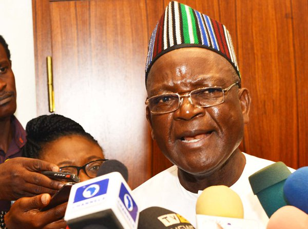 Benue Governor Samuel Ortom Dumps APC