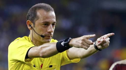 Russia 2018: Referee For Match Between Nigeria And Argentina Revealed