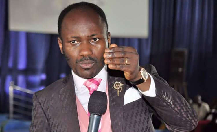 Ekiti Guber: Apostle Suleman Predicts Ekiti Election