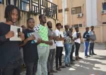 Yahoo boys in Abuja