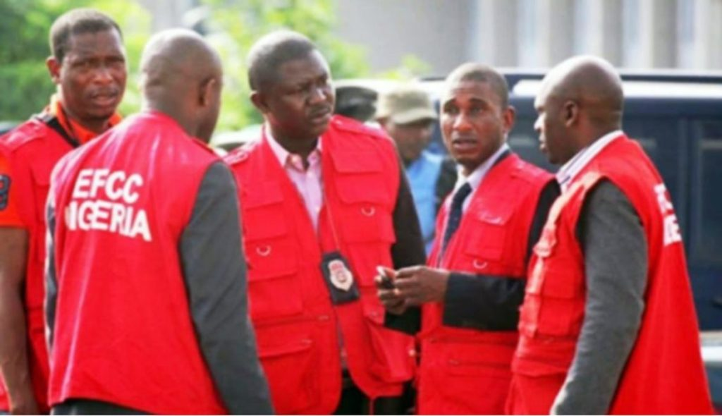 Image result for Court orders EFCC to produce 106 boxes containing stolen N900m