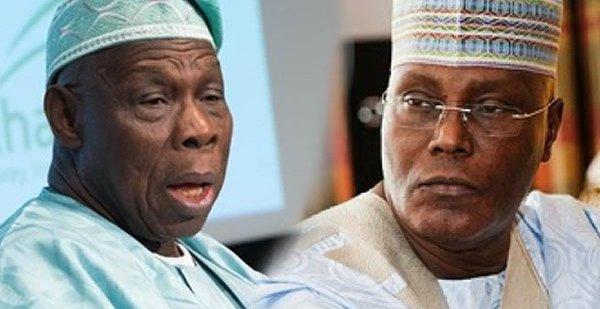 Obasanjo, Atiku