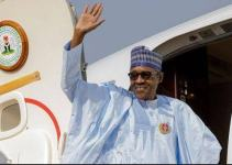 Buhari, three governors jets out of Nigeria