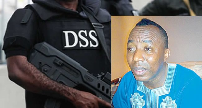 DSS, Sowore