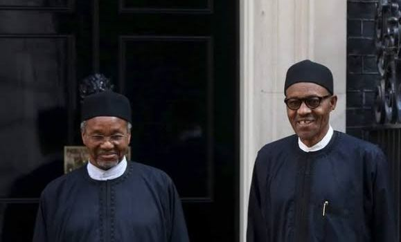 Buhari and Mamman